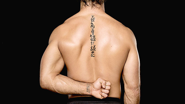tattoo meanings the architect seth rollins seth